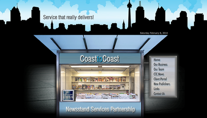 Coast to Coast Newsstand