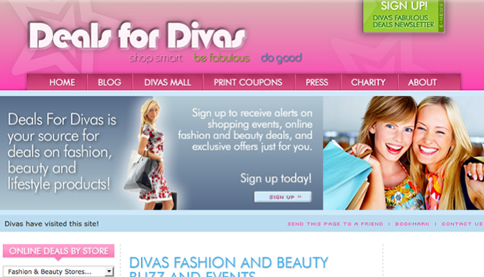 Deals for Divas