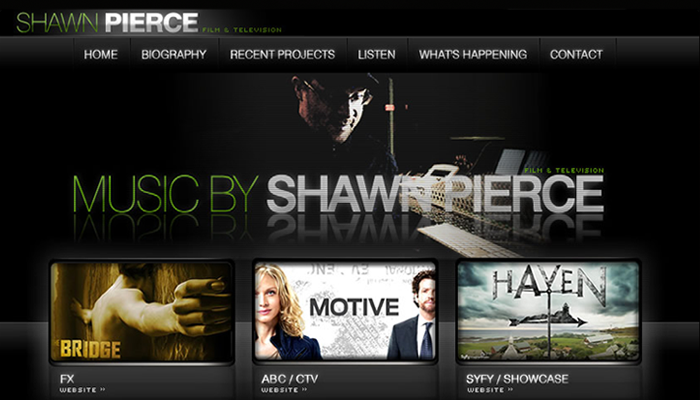 Shawn Pierce Music